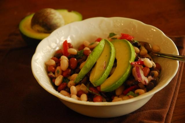 bean salad 1