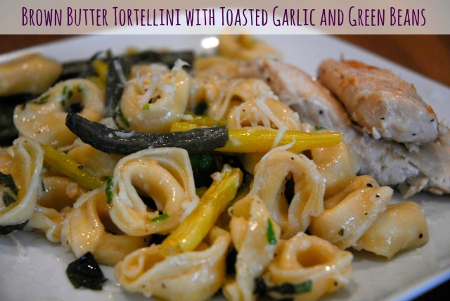 tortellini with green beans 1 edited