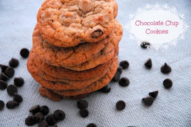 chocolate chip cookies  1 edited