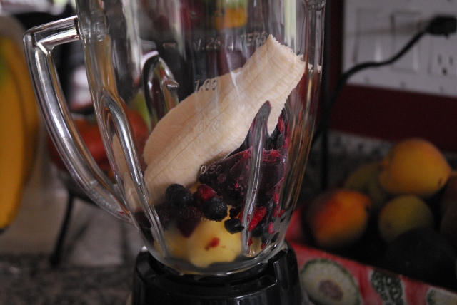 breakfast smoothie 3
