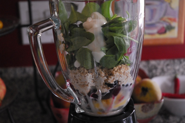 breakfast smoothie 5
