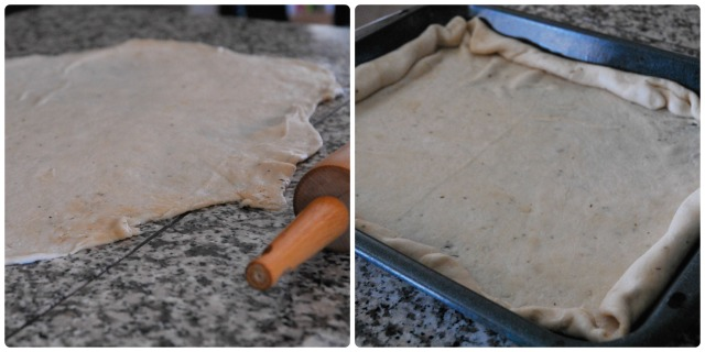 bruschetta pizza dough