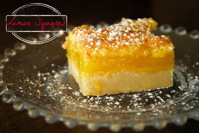 lemon squares 1