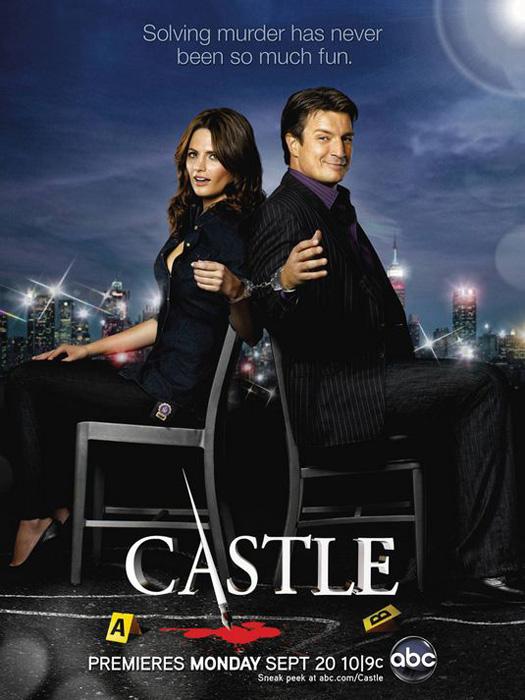 Castle-Poster