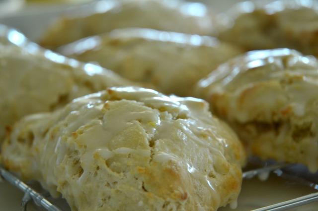 lemon scones 2
