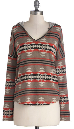 trek sweater