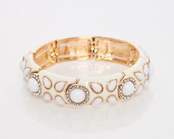 mellaship bracelet in ivory