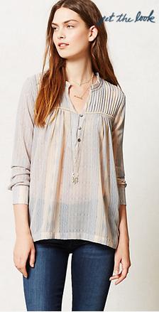 odessa peasant blouse
