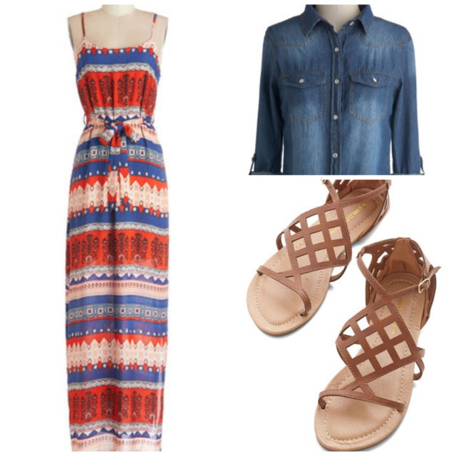 day and delight dress outfit