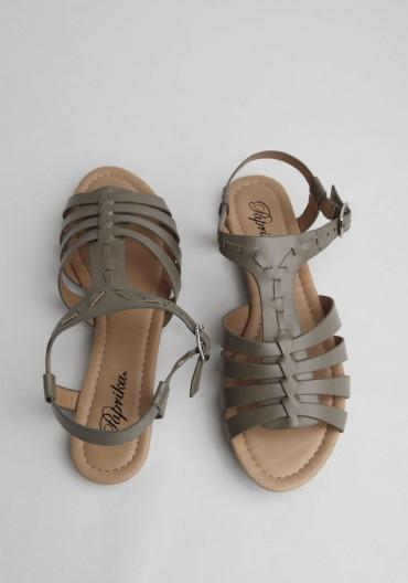 Alison Woven Sandals