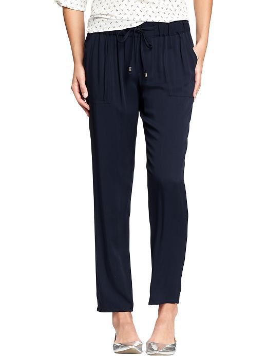 drapey pants